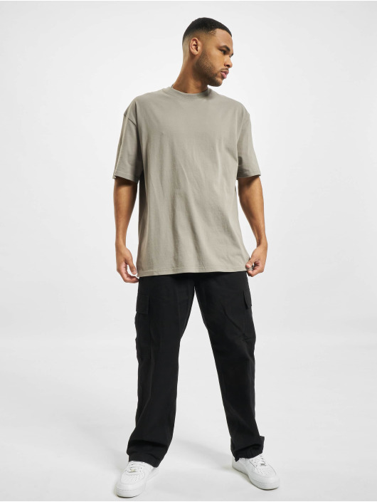 PEGADOR T-Shirt Basic Oversized grau
