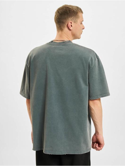 PEGADOR T-Shirt George Oversized Vintage grau