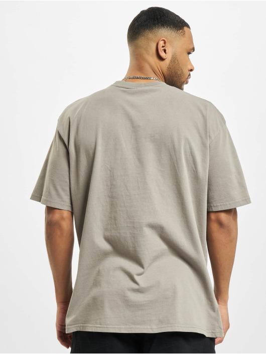 PEGADOR T-Shirt Cali Oversized grey