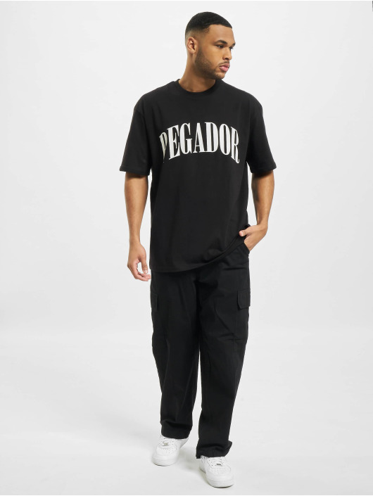PEGADOR T-Shirt Cali Oversized schwarz
