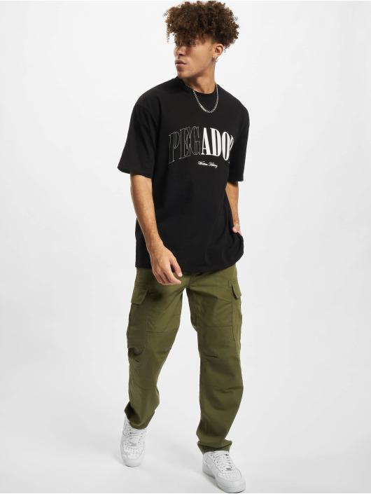 PEGADOR T-shirt Cali Oversized svart