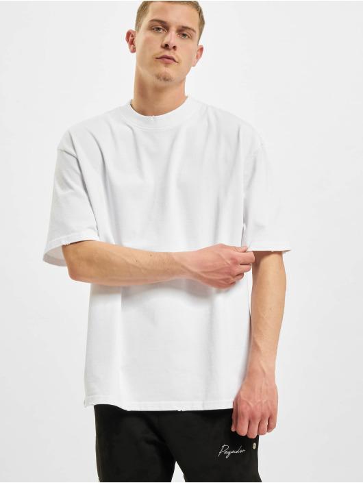 PEGADOR T-shirt Oversized Vintage vit
