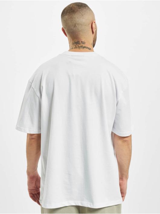 PEGADOR T-Shirt Firebird Oversized weiß