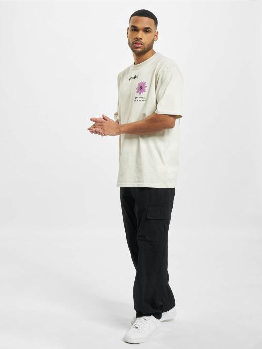 PEGADOR T-Shirt Dakota Oversized weiß