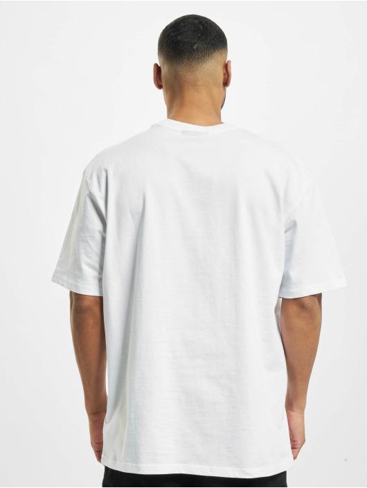 PEGADOR T-Shirt Rogers Oversized weiß