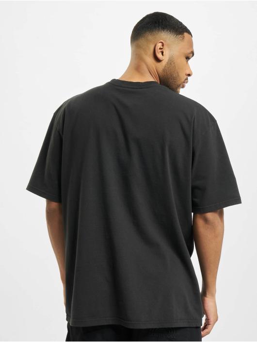 PEGADOR t-shirt Basic Oversized zwart