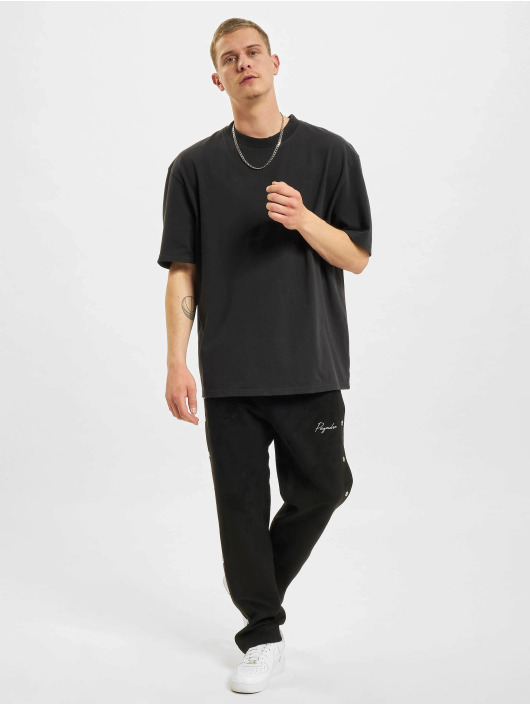PEGADOR t-shirt Oversized Vintage zwart