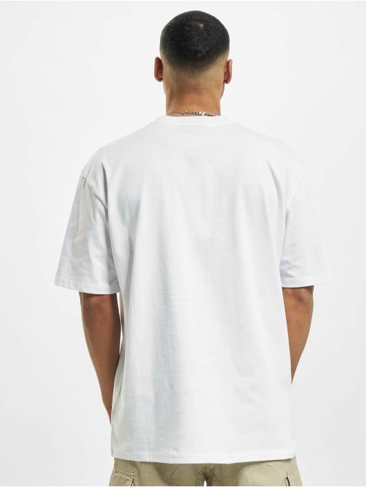 PEGADOR T-shirts Cali Oversized hvid