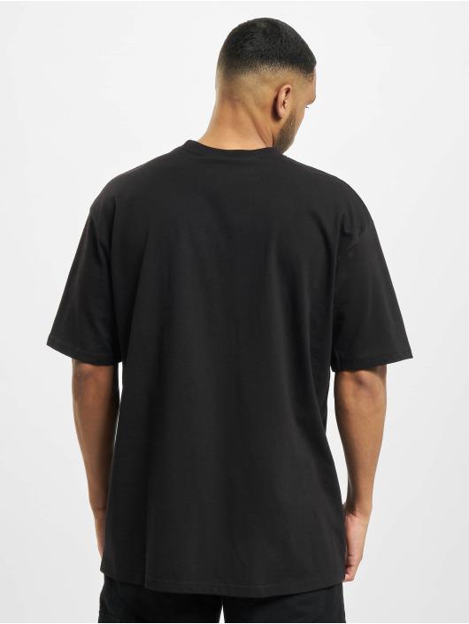 PEGADOR T-shirts Basic Oversized sort