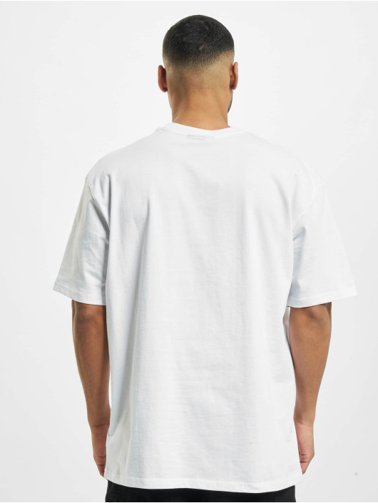 PEGADOR T-Shirty Rogers Oversized bialy