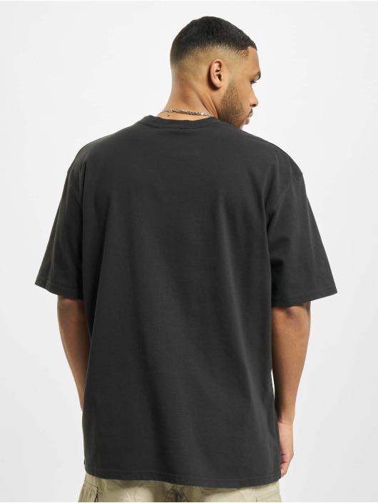 PEGADOR T-Shirty Cali Oversized czarny