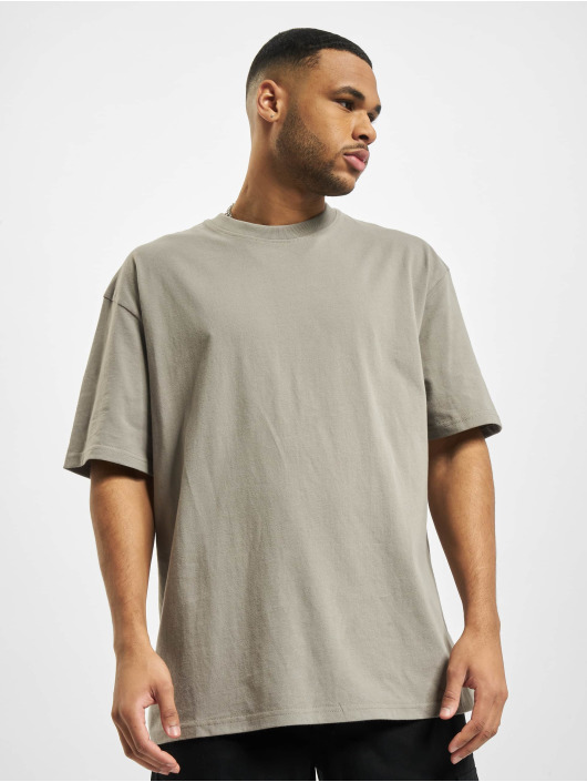 PEGADOR Tričká Basic Oversized šedá
