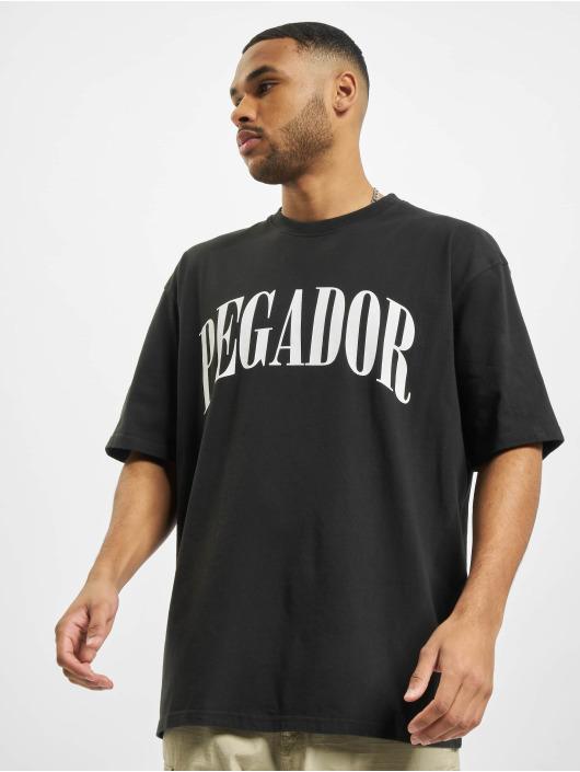 PEGADOR Trika Cali Oversized čern