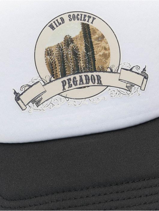 PEGADOR Trucker Cap Utah schwarz