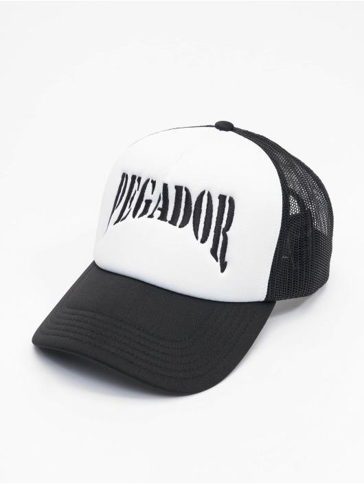 PEGADOR Trucker Caps Sonny hvid