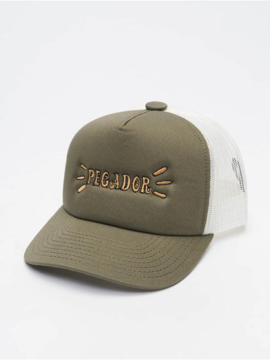 PEGADOR Trucker Caps Cody zielony