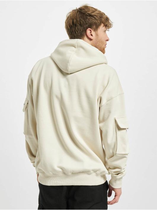 PEGADOR Zip Hoodie Colorado Utility Oversized beige