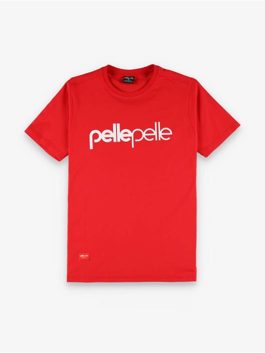 Pelle Pelle Футболка Corporate Dots красный