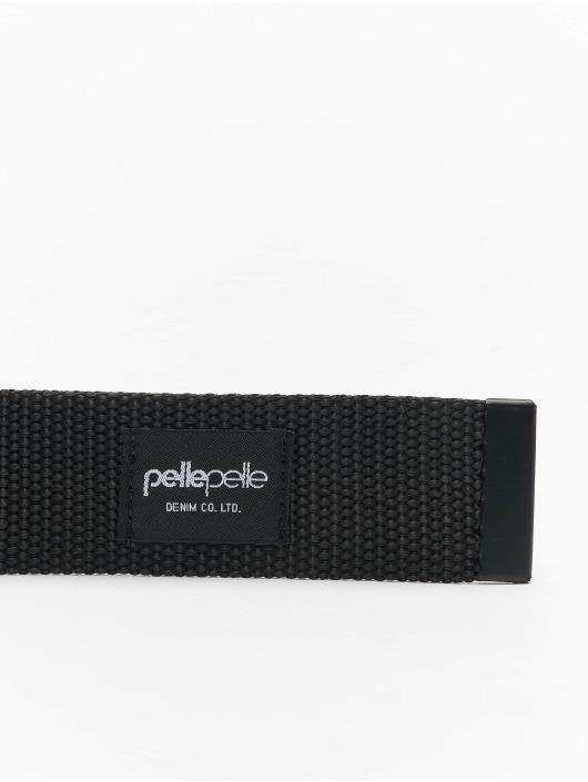 Pelle Pelle Belt Coated Core-Porate Army black