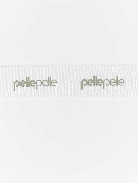Pelle Pelle Belt Core Army white