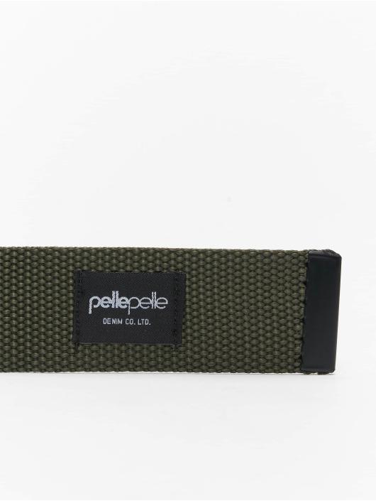 Pelle Pelle Belts Coated Core-Porate oliven