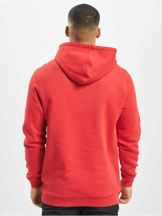 Pelle Pelle Bluzy z kapturem Core-Porate czerwony