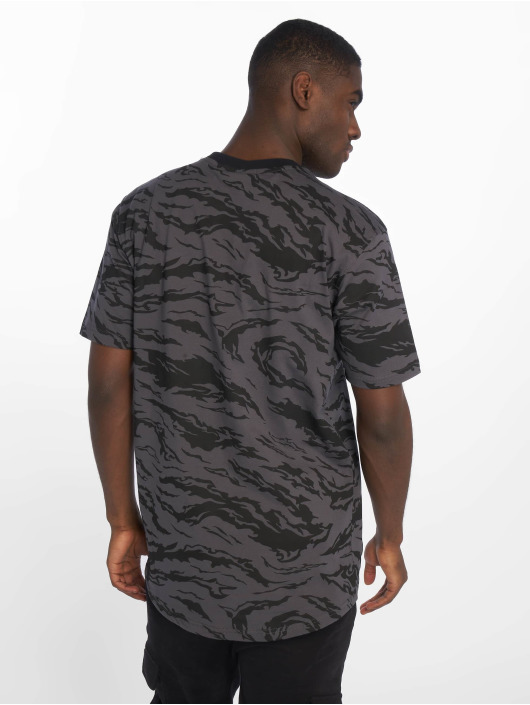 Pelle Pelle Camiseta Jungle Tactics negro