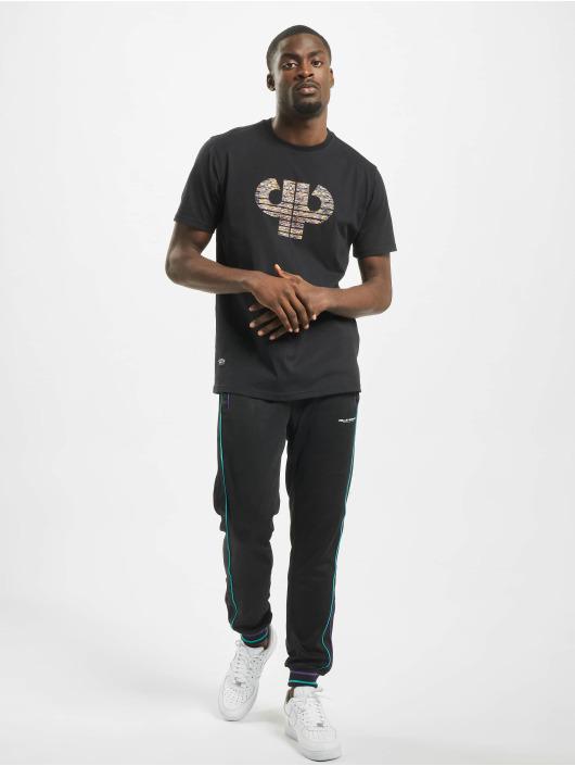 Pelle Pelle Camiseta Colorblind Icon negro