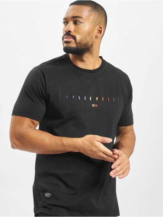 Pelle Pelle Camiseta Colorblind negro