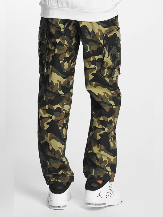 Pelle Pelle Cargo pants Basic camouflage