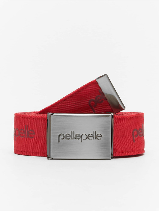 Pelle Pelle Ceinture Core Army Belt rouge
