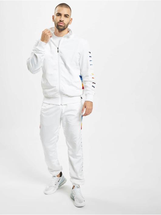 Pelle Pelle Chaqueta de entretiempo Colorblind blanco