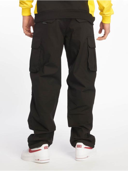 Pelle Pelle Chino bukser Basic Cargo svart