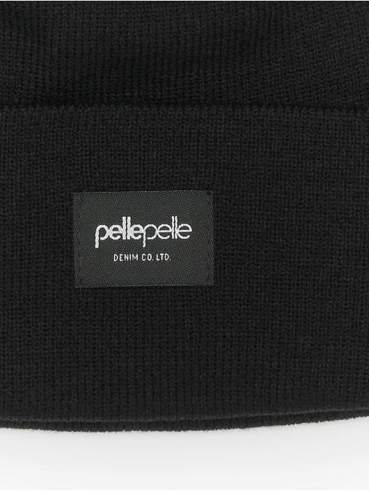 Pelle Pelle Czapki Core-Porate czarny