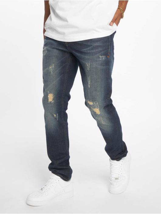 Pelle Pelle dżinsy przylegające Scotty niebieski