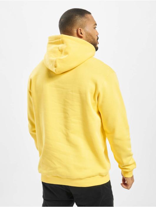 Pelle Pelle Felpa con cappuccio Core-Porate giallo