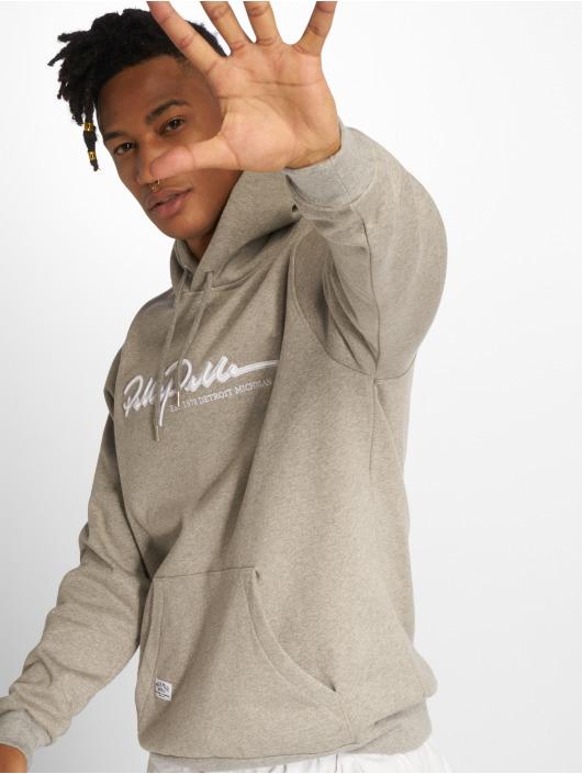 Pelle Pelle Hoodie Signature grey