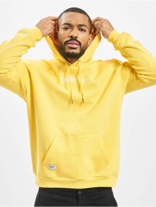 Pelle Pelle Hoodie Core-Porate yellow