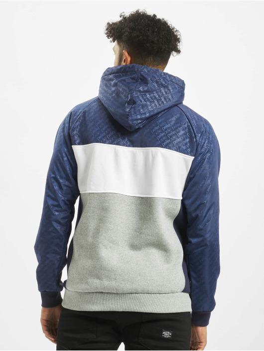 Pelle Pelle Hoody Core Cut blau