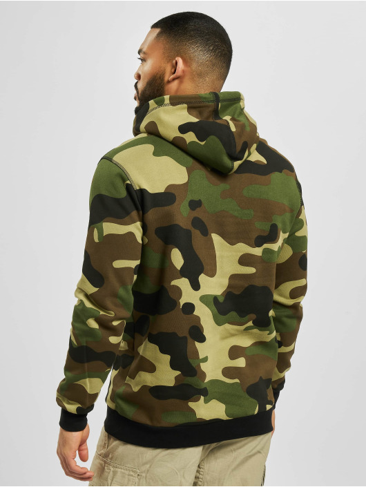 Pelle Pelle Hoody Core-Porate camouflage