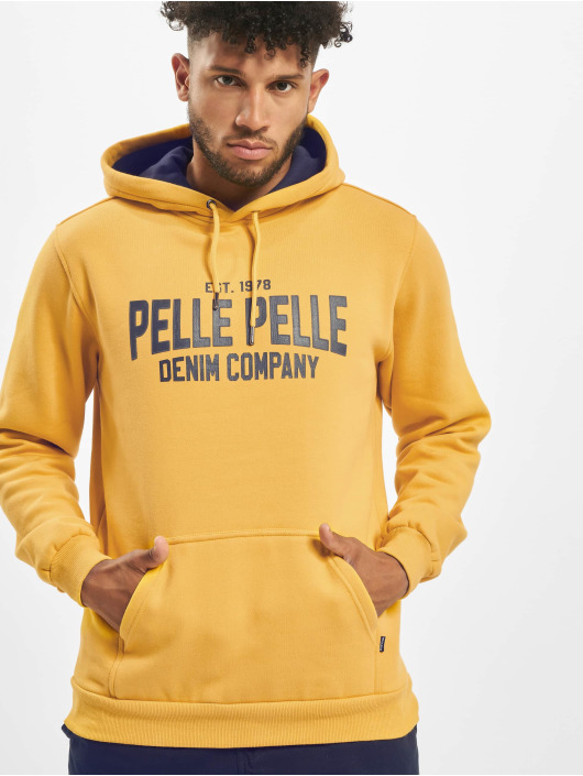 Pelle Pelle Hoody Freshman gelb