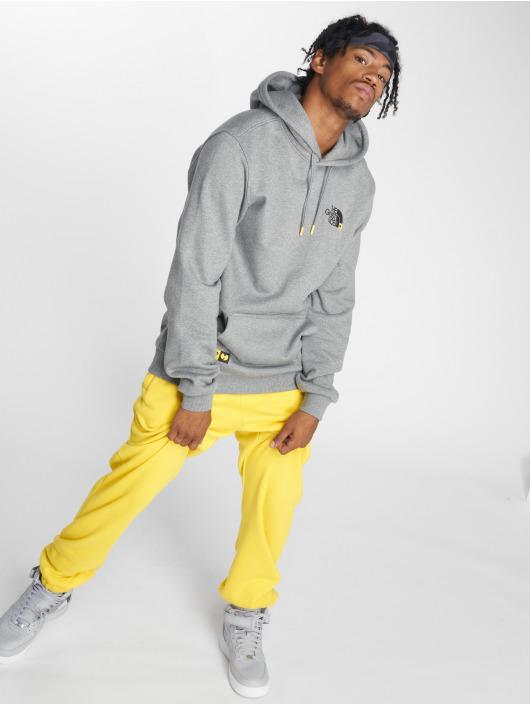 Pelle Pelle Hoody X Wu-Tang The Ghostface grau