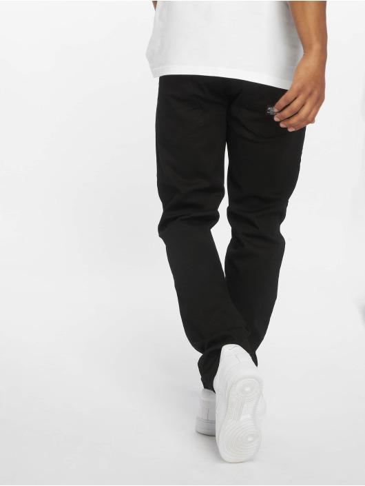Pelle Pelle Jean coupe droite F.u. Floyd noir
