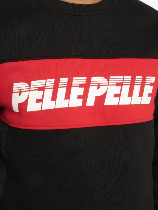 Pelle Pelle Jumper Sayagata Cut black