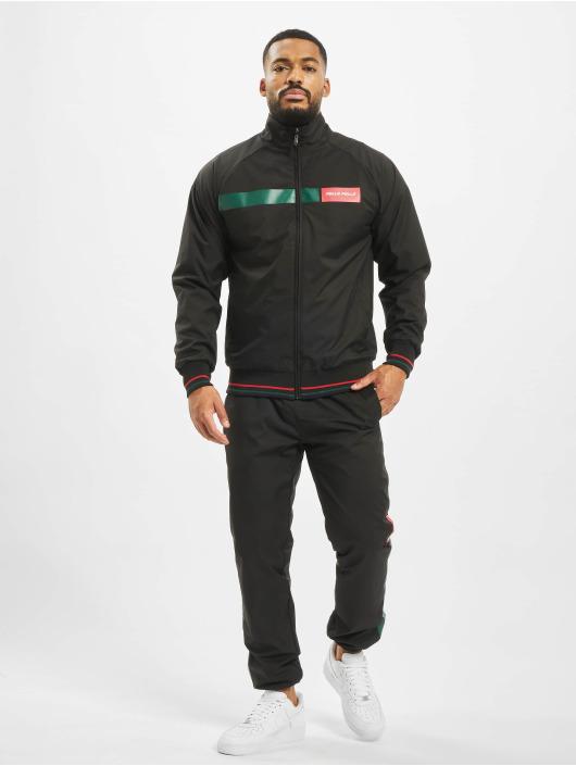 Pelle Pelle Lightweight Jacket Finish Line black