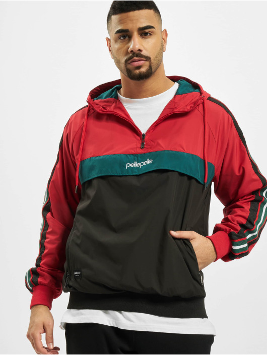 Pelle Pelle Lightweight Jacket Off-Court red