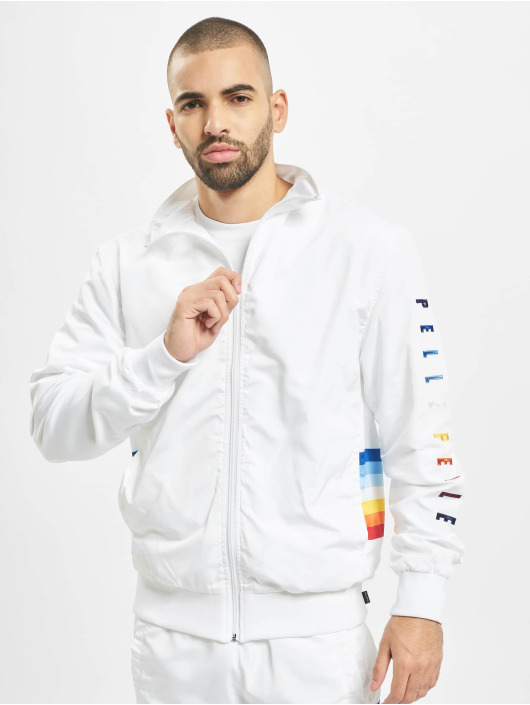 Pelle Pelle Lightweight Jacket Colorblind white