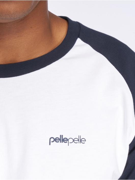 Pelle Pelle Longsleeve Core Ringer blue