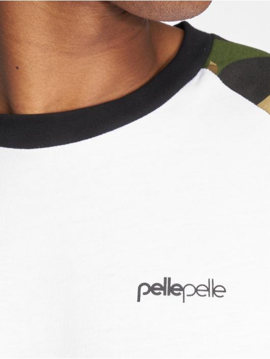 Pelle Pelle Longsleeve Core Ringer camouflage