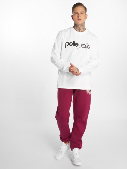 Pelle Pelle Longsleeve Back 2 The Basics white
